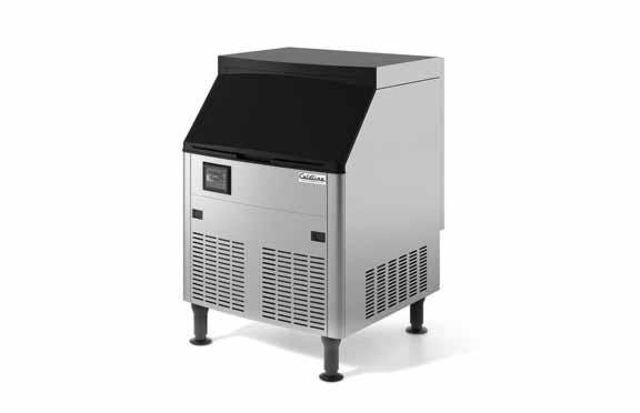 Coldline undercounter ice machine