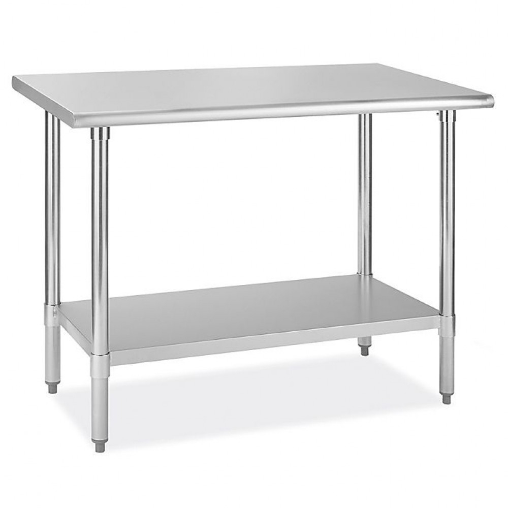 Stainless Steel Worktables