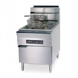 Countertop Gas Deep Fryers
