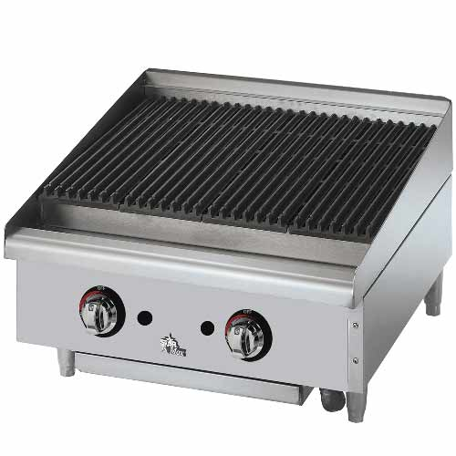 Commercial Char-Broilers