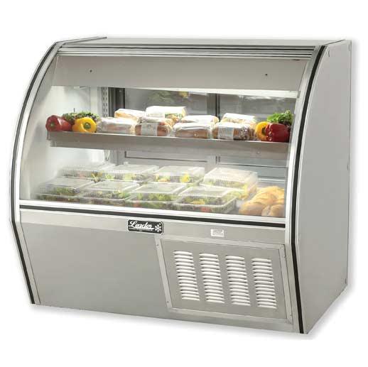 Deli Display Cases, Refrigerated
