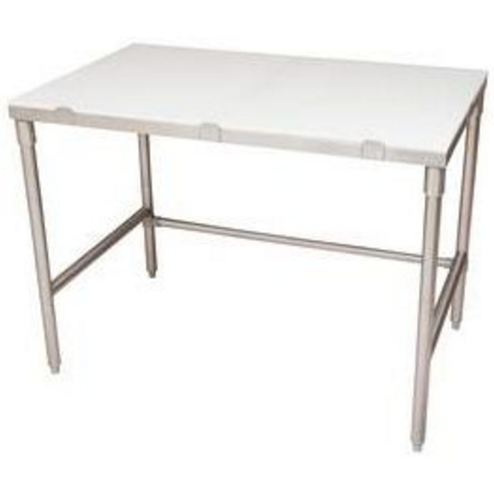 Poly Top Work Table