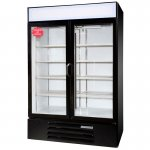 Glass Door Display Freezers