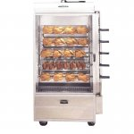Electric Commercial Rotisserie Machines