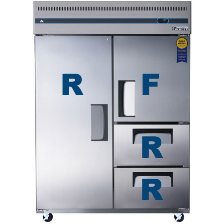 Refrigerators / Freezers, Combination Units
