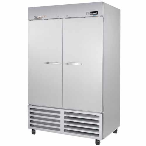 Commercial Reach-In Freezers