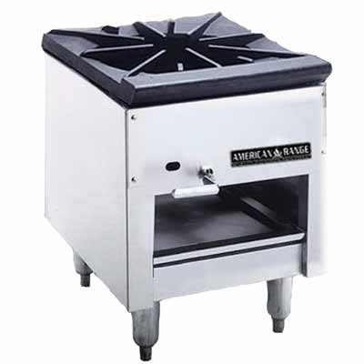Stock Pot Ranges & Burners