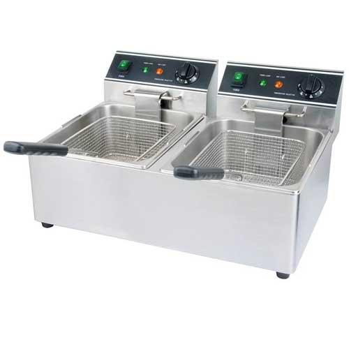 Countertop Electric Deep Fryers