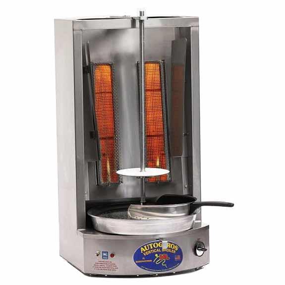 Gyro Machines & Vertical Broilers
