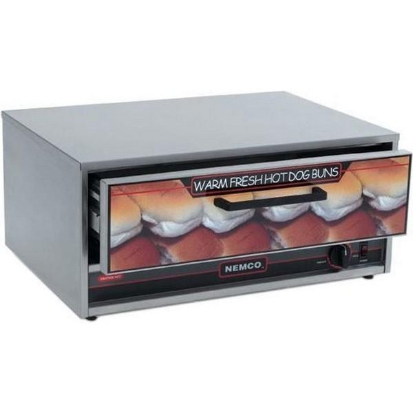 Hot Dog Bun Box & Bun Warmer