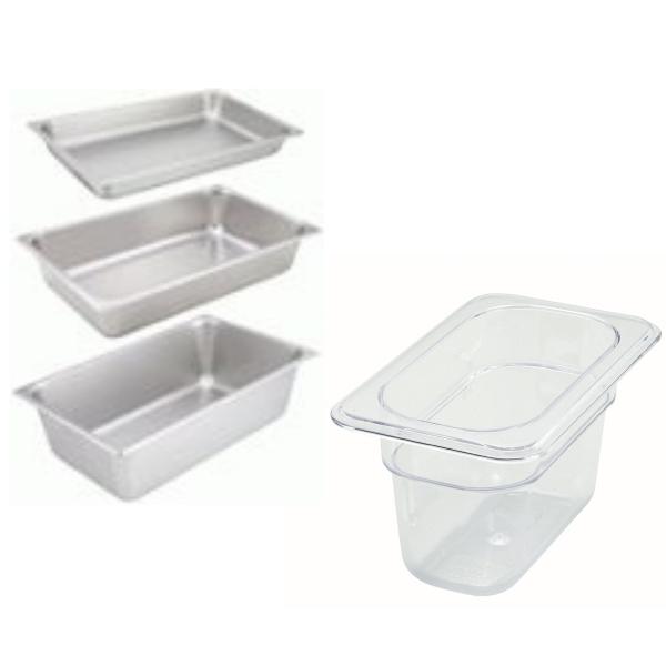 Hotel Pans & Food Storage Pans