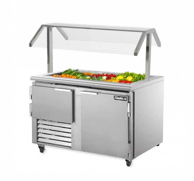 Self Serve Salad Bars