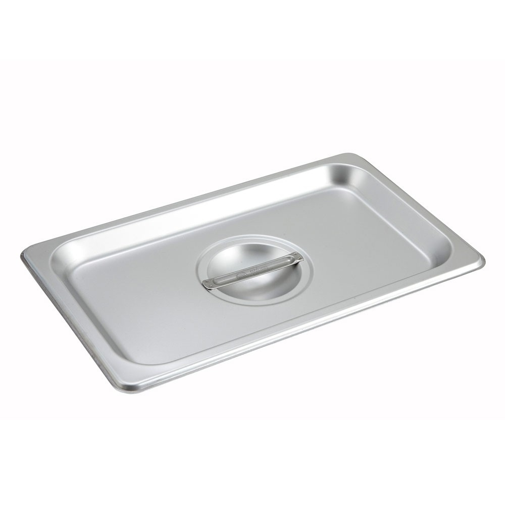 Stainless Food Pan Lids, Covers