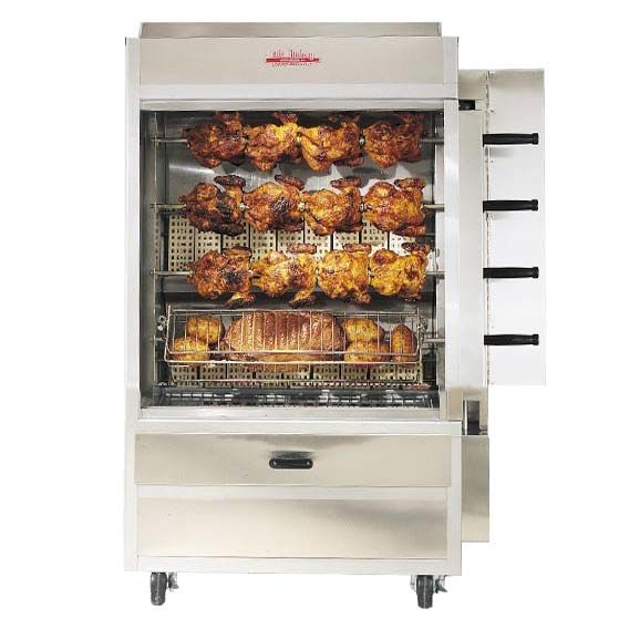 Chicken Rotisserie Ovens