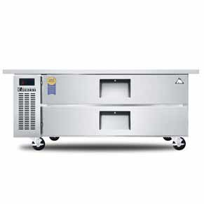 Chef Base Refrigerators