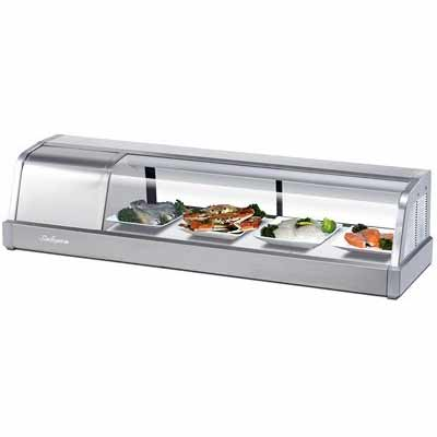 Sushi Display Cases