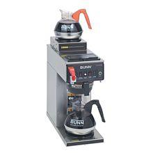 Bunn 12950.0211 CWTF15-2 12 Cup Coffee Brewer With 1 Lower Warmer 1 Upper Warmer
