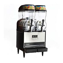 Omega OFS20 Granita/Slush Machine, w/ (2) 3 Gallon hoppers.