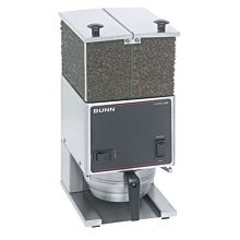 Bunn 26800.0000 LPG2E 6 lb 2-Hopper Low Profile Portion Control Coffee Grinder
