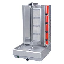 120 lb. Gas Vertical Gyro Shawarma Machine