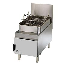 Star Max 615FF 15lb Gas Deep Fryer
