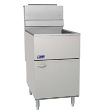 Pitco 65C+S Deep Fryer 65-80lb, with Stainless Steel Tank.