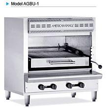 """American Range AGBU-1 36"""" Single Deck Countertop Overfried Broiler"""