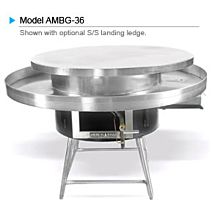 "American Range AMBG-54 54"" Mongolian BBQ Range"