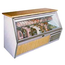 """Marc Refrigeration FIC-4 S/C Self Contained 50"""" Counter High Merchandiser"""