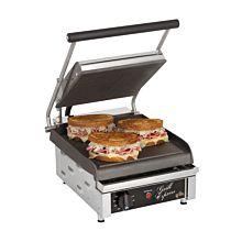 """Grill Express GX10IS 10""""x10"""" Sandwich Grill"""
