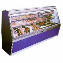 "Marc Refrigeration MDL-4 48"" Deli Case, Double Duty"