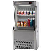 """Beverage Air VM2 19"""" Open Display Merchandiser"""