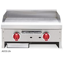 "American Range ACCG-12 12"" Countertop Griddle"