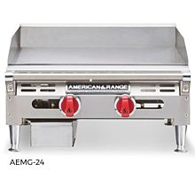 "American Range AEMG-12 12"" Manual Griddle"
