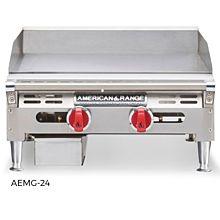"American Range AEMG-24 24"" Manual Griddle"