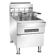 American Range AFCT-15 15 lb Deep Fat Fryer, Countertop
