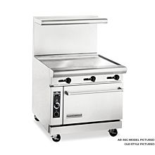 American Range 36 inch Commercial Range, 36 inch Griddle, AR36G - Old Style