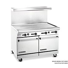 American Range 48 inch Commercial Range, 48 inch Griddle, AR48G - Old Style
