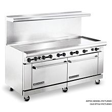 American Range 72 inch Commercial Range, 72 inch Griddle, AR72G - Old Style
