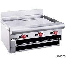 American Range 60 inch Raised Griddle Broiler, ARGB-60