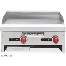 "American Range ARMG-124 24"" Manual Griddle"