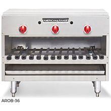 "American Range AROB-48 48"" Overfired Broiler"