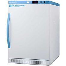 Summit ARS6PVDR 6 Cu.Ft. ADA Height Vaccine Refrigerator with Removable Drawers