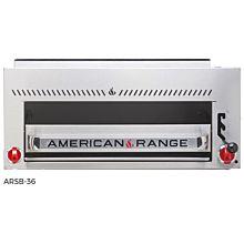 American Range 36 inch Infra-Red Dual Control Salamander Broiler, ARSB-36