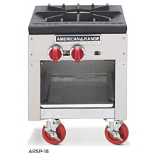 American Range ARSP-18 Heavy Duty Stock Pot Stove