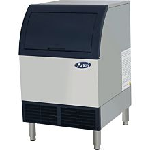 Atosa YR140-AP-161 142 Lb Undercounter Half Cube Ice Machine, Self Contained, Air Cooled