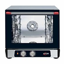 Axis AX-514 2,700 Watt Electric Countertop Convection Oven, Manual Controls
