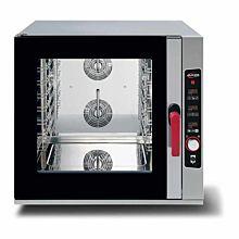 Axis AX-CL06D 14,000 Watt Electric Combination Oven, 6 Pan, Digital Controls