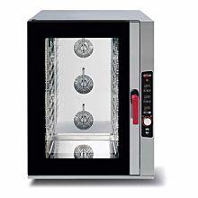 Axis AX-CL10D 20,000 Watt Electric Combination Oven, 10 Pan, Digital Controls