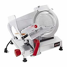 "Axis AX-S10 Ultra Electric Meat Slicer, 10"" Blade, Belt Driven"